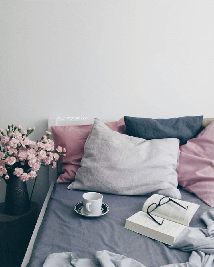 Decor - I Love These Colours For Bedroom Decor