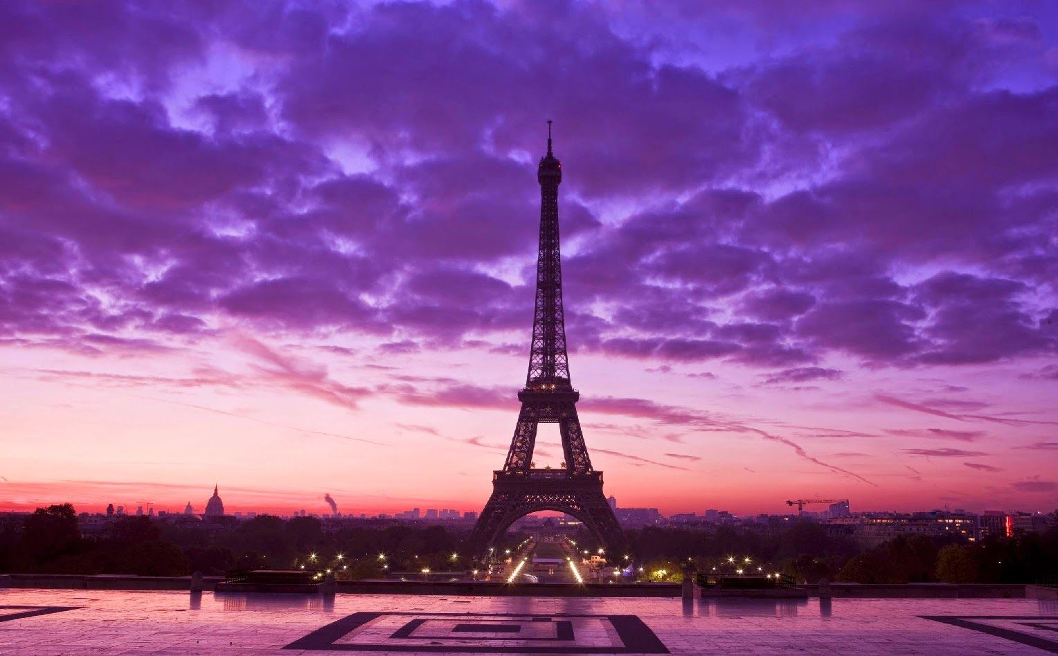 برج ايفل خلفيات Paris Wallpaper Eiffel Tower Pink Paris Wallpaper