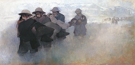 Sweetwater Crossing poem about the LDS (Mormon) Pioneers who were rescued by the 3