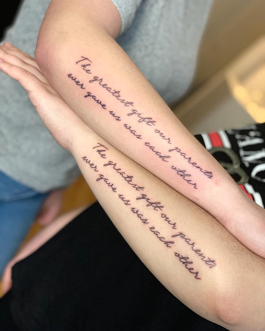60 BrotherSister Tattoos For Siblings Who Are the Best of