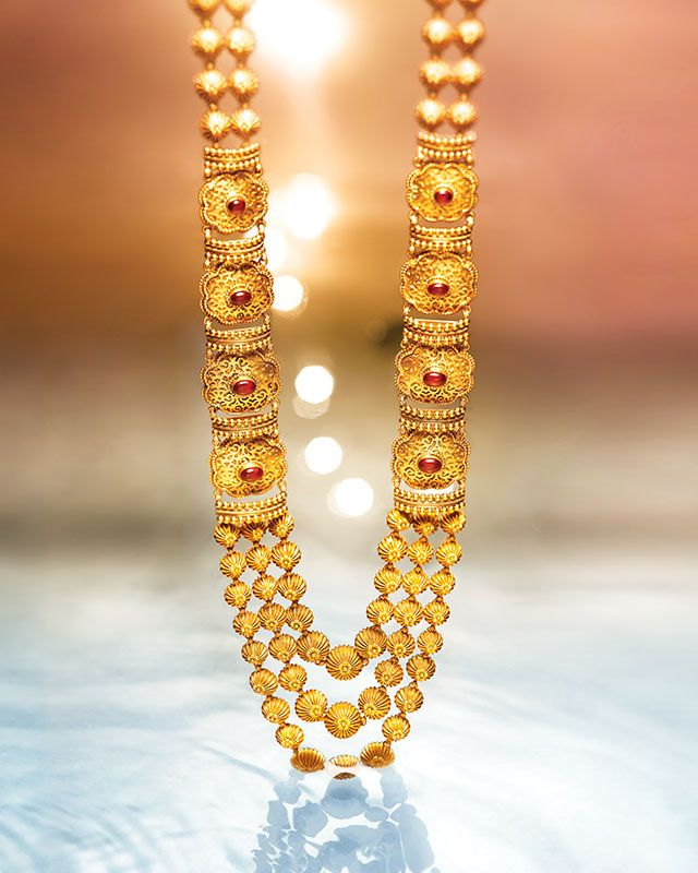 Tanishq Jewellery Collection - Divyam(12) | Indian Jewelry ...