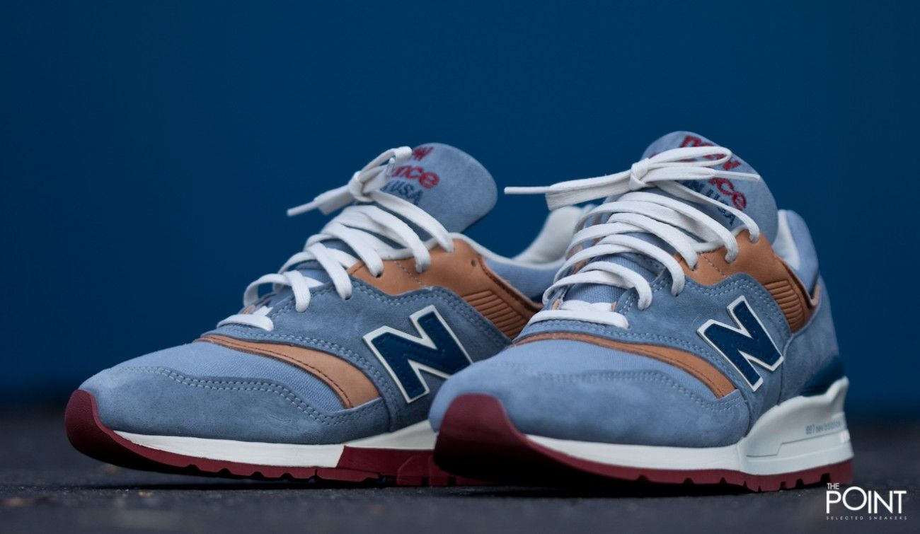ad1aa0aaa88 Zapatillas New Balance M997 Dol Made In Usa