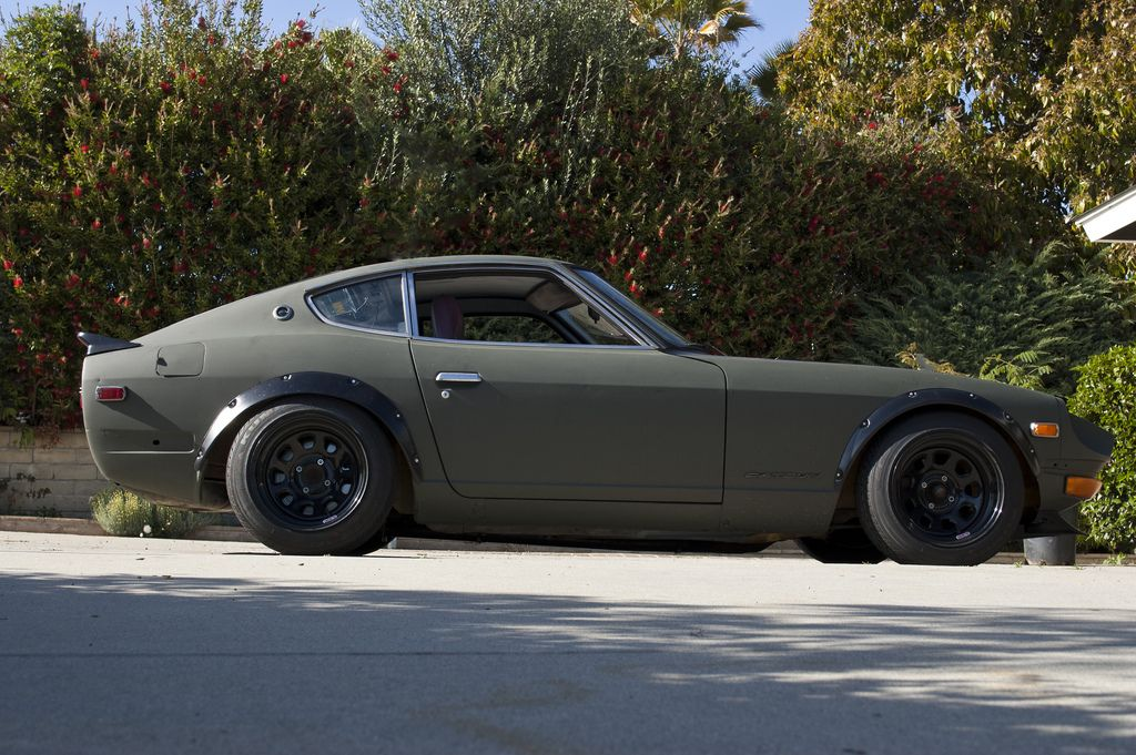 datsun 240z tuning buscar con google automoviles. Black Bedroom Furniture Sets. Home Design Ideas