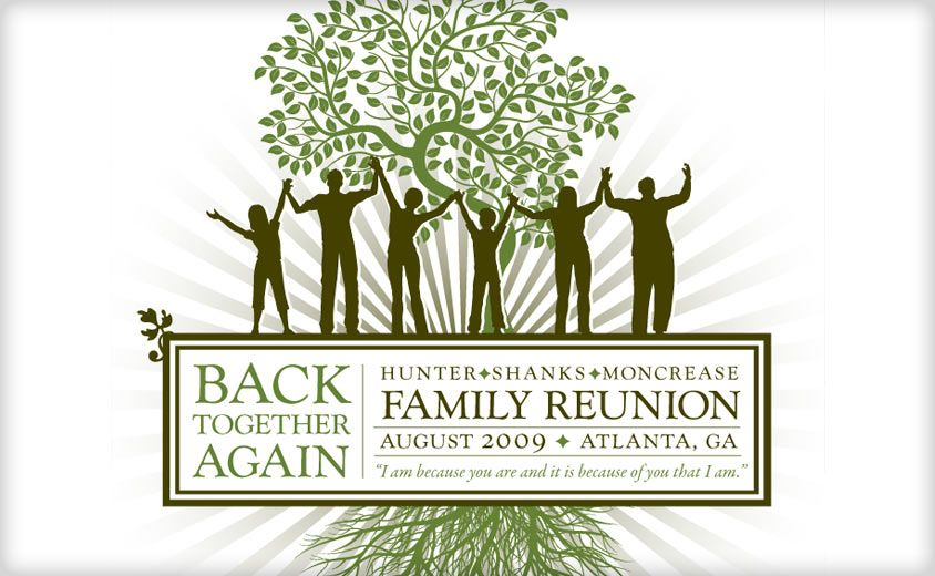 family reunion t shirt graphics studio150 design web graphic