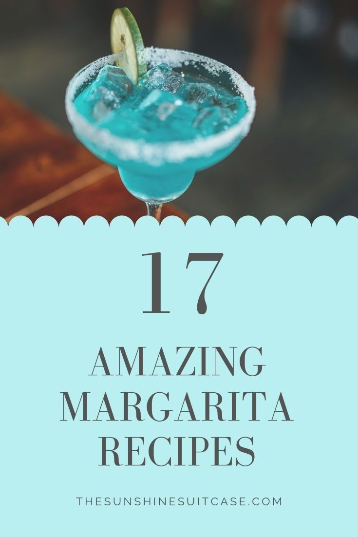 how to make a virgin margarita on the rocks