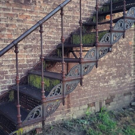 I just love these stairs