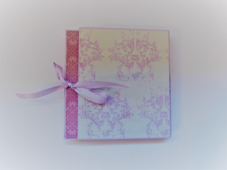 Fotoalbum Scrapbookalbum Zur Kommunion Taufe Konfirmation Hochzeit Firmung Geburtstag Goldene Hochzeit Familienalbum Handarbeit