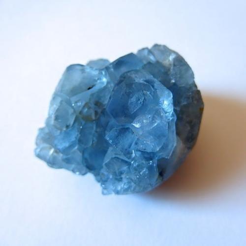 セレスタイト・エッグ ジオード 天使の卵 105.4g / 原石・鉱物 - 天然石・パワーストーンのルース、ペンダント、アクセサリー Stone marble