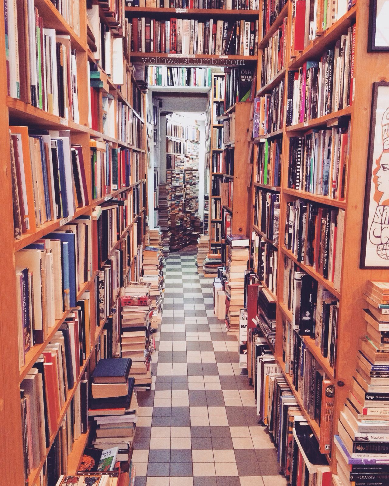 San Francisco Book Company ~ Paris