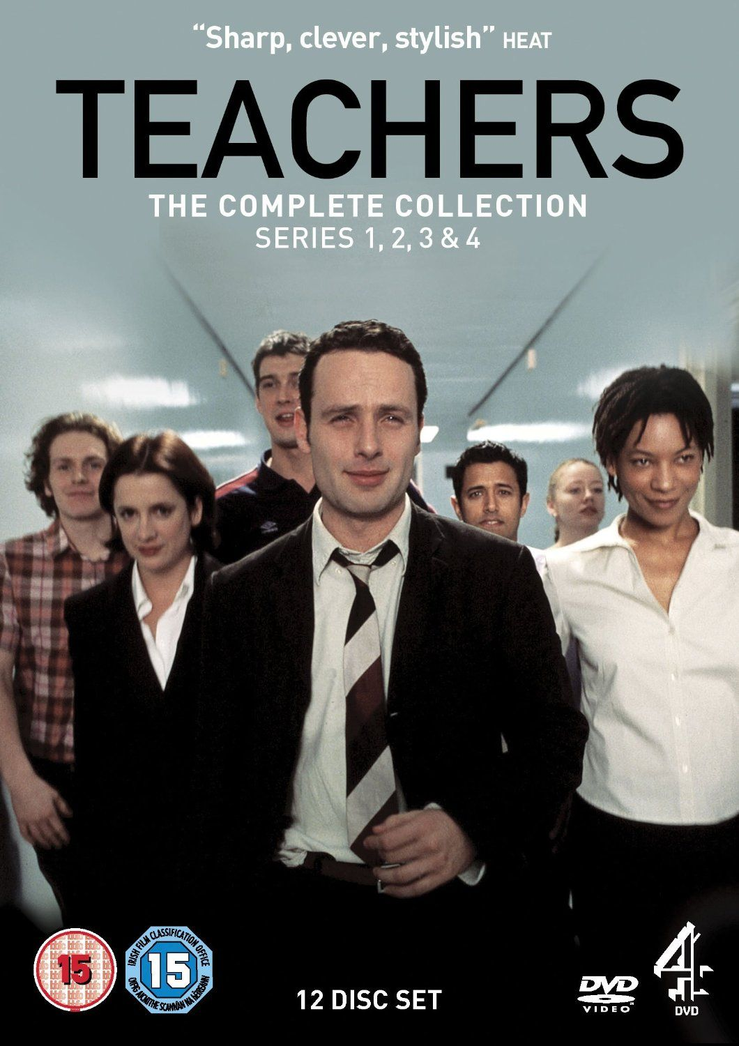Teachers (TV series 2001-2004) | Great tv | Pinterest | Tv series ...