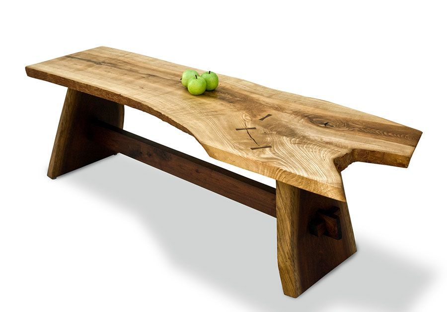 Davies Coffee Table Sustainable Wood Coffee Table David Stine