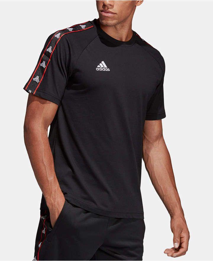 T shirt adidas Tango Heavy Noir