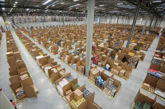 Amazon S Future Is Not In Selling Stuff And That S A Good Thing
