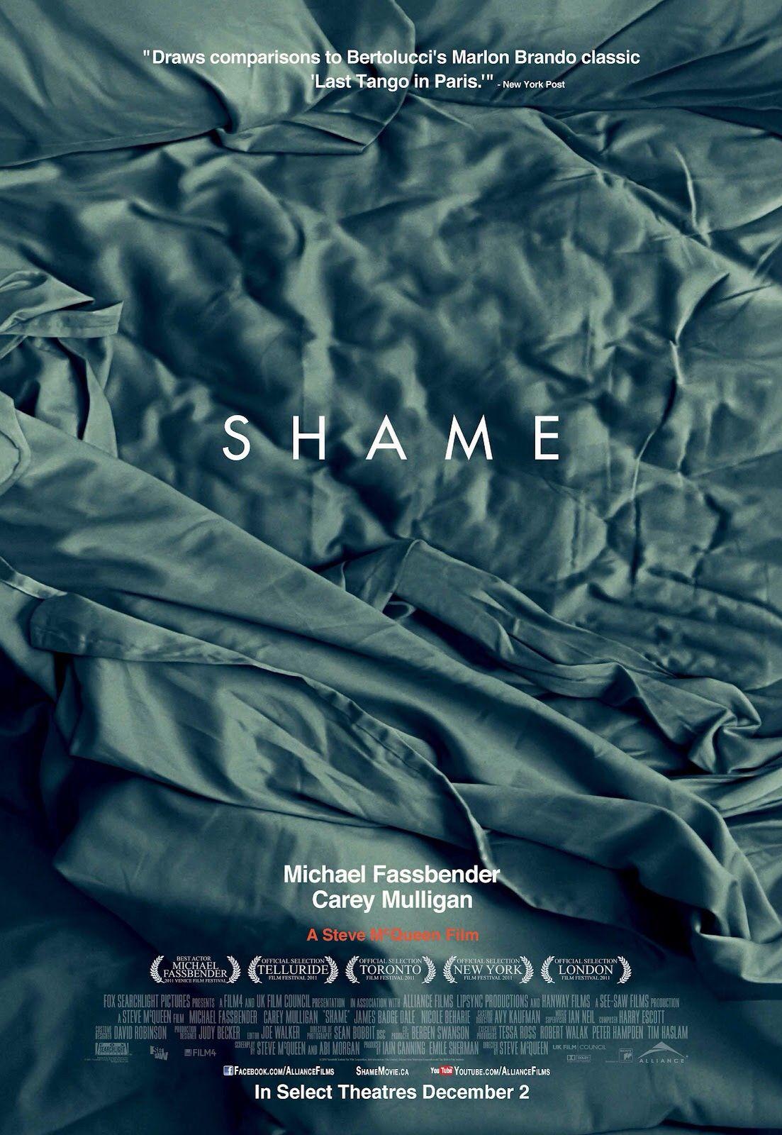 Shame / Alternative Poster