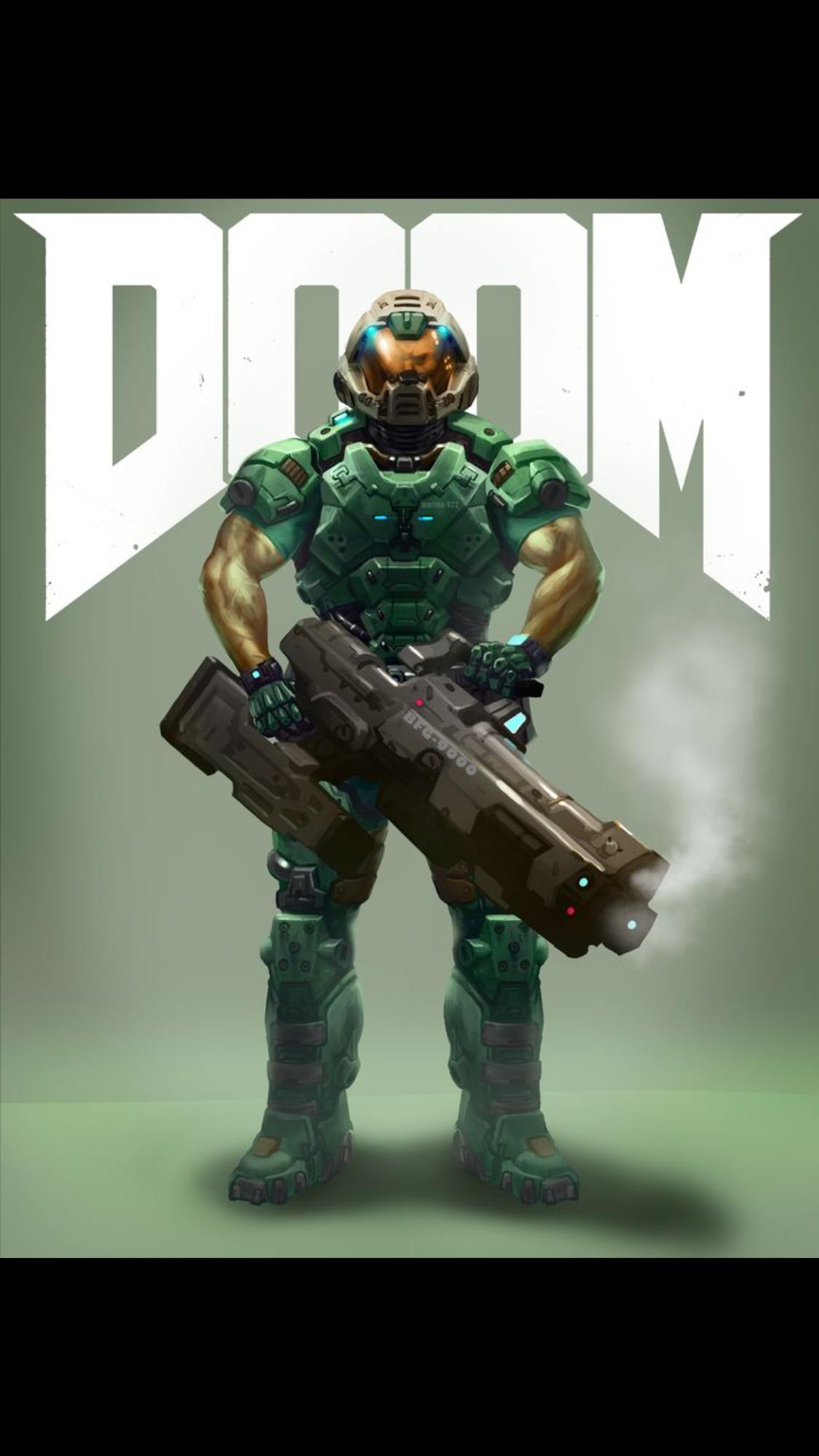This Is The Real Doom Guy Doom Demons Doom Videogame Doom