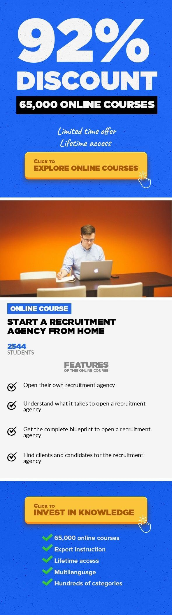 Start a recruitment agency from home home business business start a start a recruitment agency from home home business business start a home based business of hiring people without any technical skills malvernweather Gallery