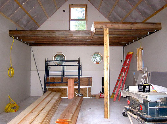 small guest house interior under way (With images