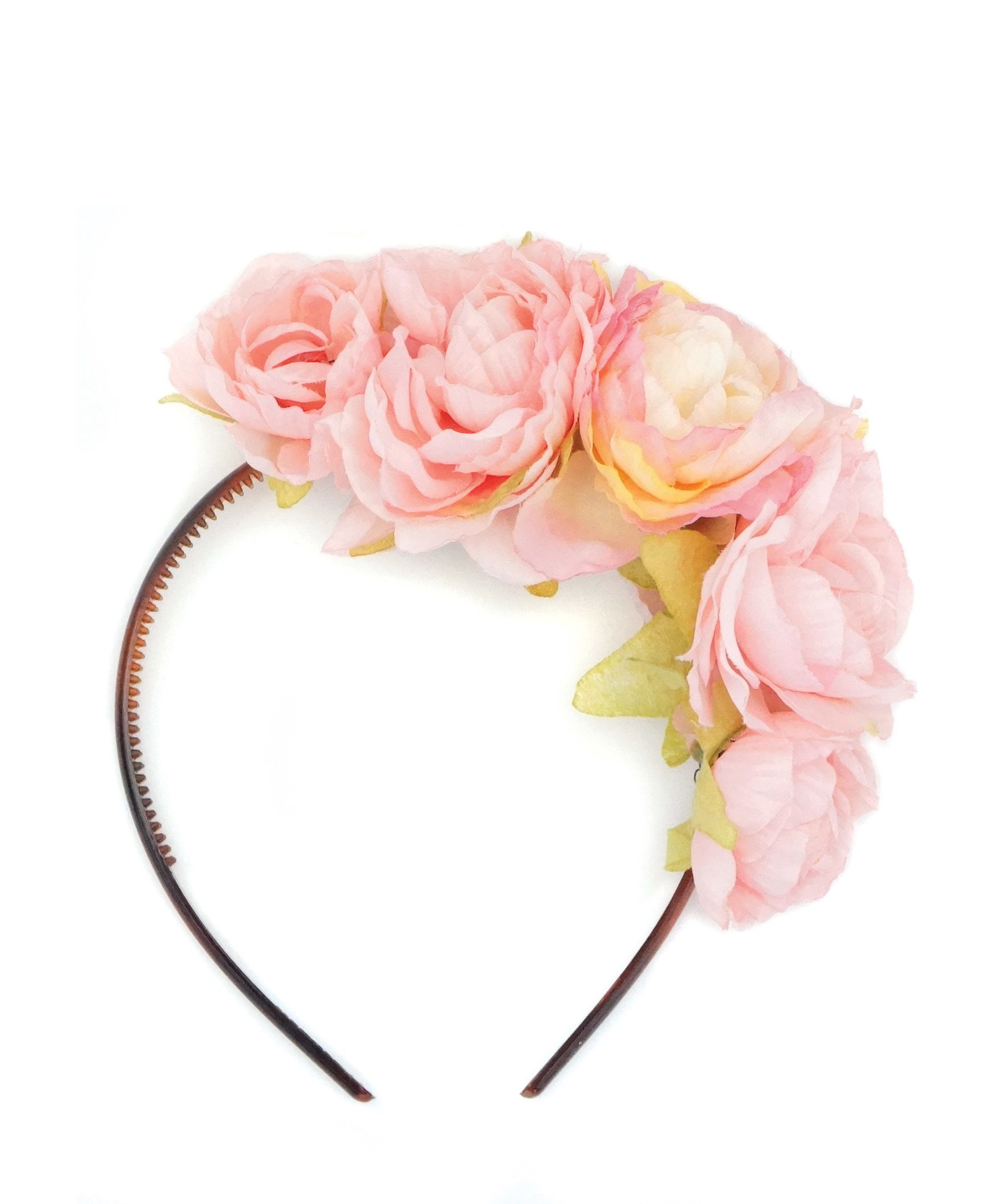 Faux flower headband faux flowers flower headbands and flower crowns faux flower headband izmirmasajfo