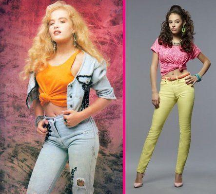 Como Eram As Roupas Dos Anos 80 Moda Looks Estilo Cabelos