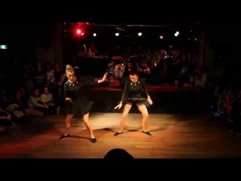 Jazz Roots 2015 - Showcase - Egle & Egle - YouTube
