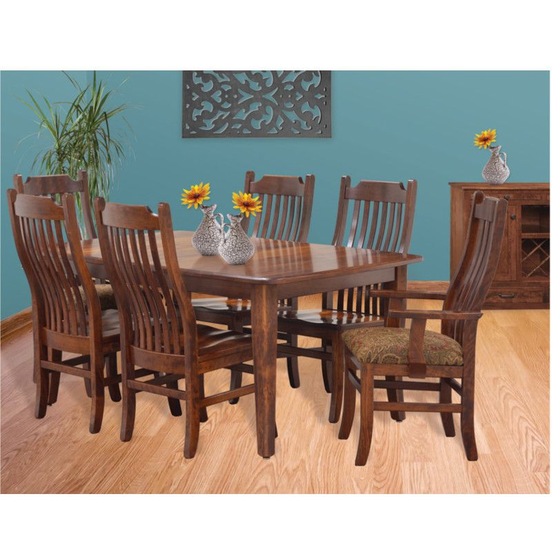 trailway easton pike dining collection solid wood craftsman rh pinterest com