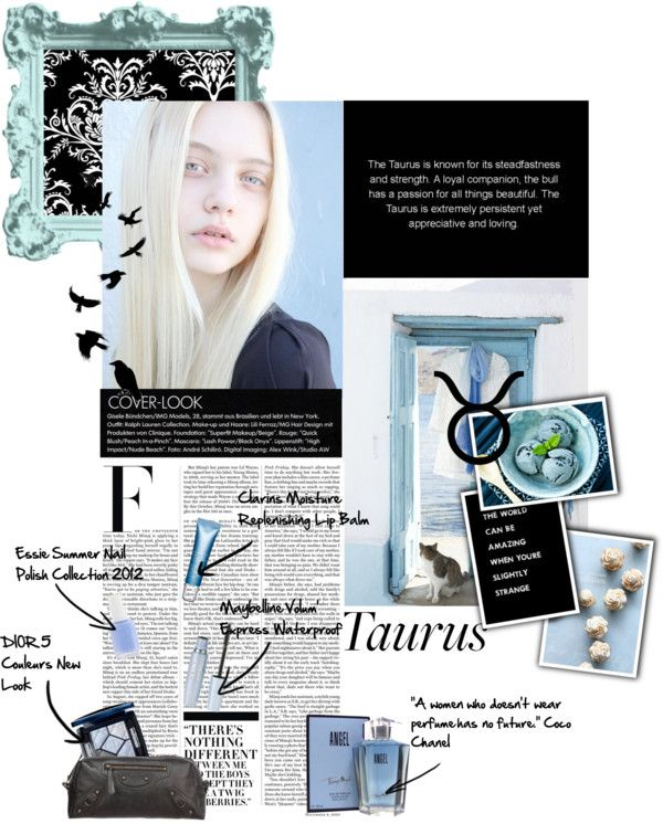 """What's Your Beauty Horoscope?"" by iwmagafa ❤ liked on Polyvore"