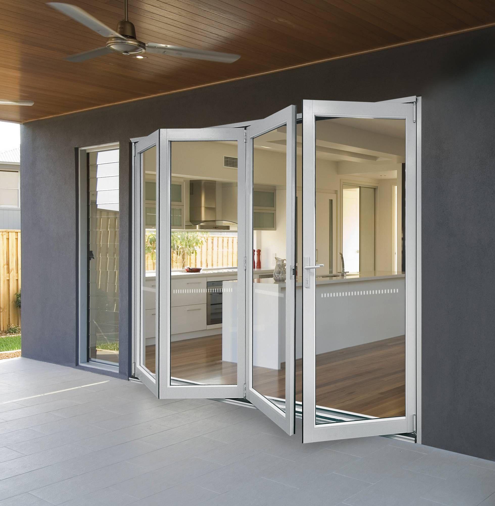 Aluminum Windows And Doors Gold Coast : Bifold doors melbourne no wonder more people