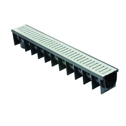 Clark-Drain Channel & Galvanised Driveway Drainage Grate ...