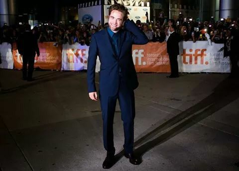 "Robert. Red carpet. Premiere ""Map to the stars"""