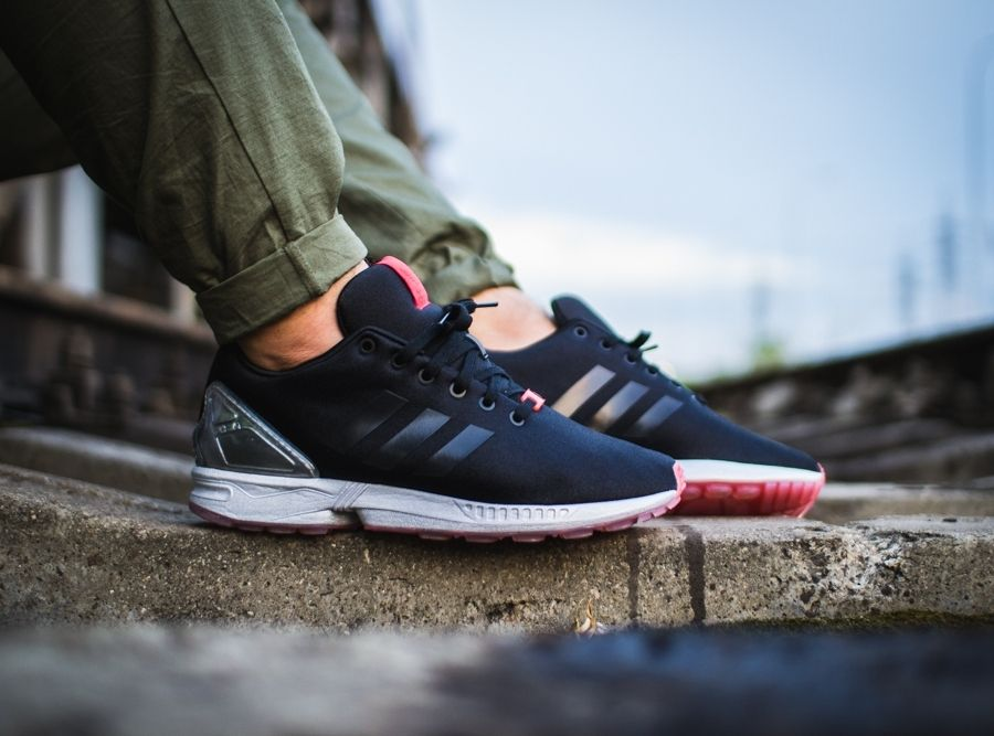 FACES&LACES x adidas Originals ZX Flux