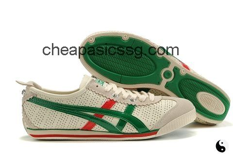 huge discount ddf92 a0c79 Women Onitsuka Tiger Mini Cooper Beige Green Red For Womens ...