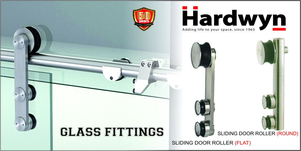 Patch Fitting Glass Door Accessories