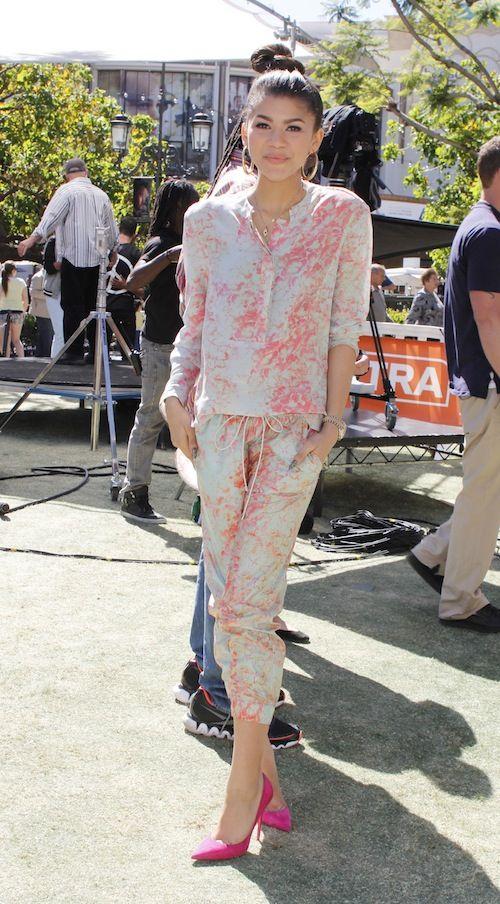 Zendaya Dancing With The Stars Outfit Zendaya's P...