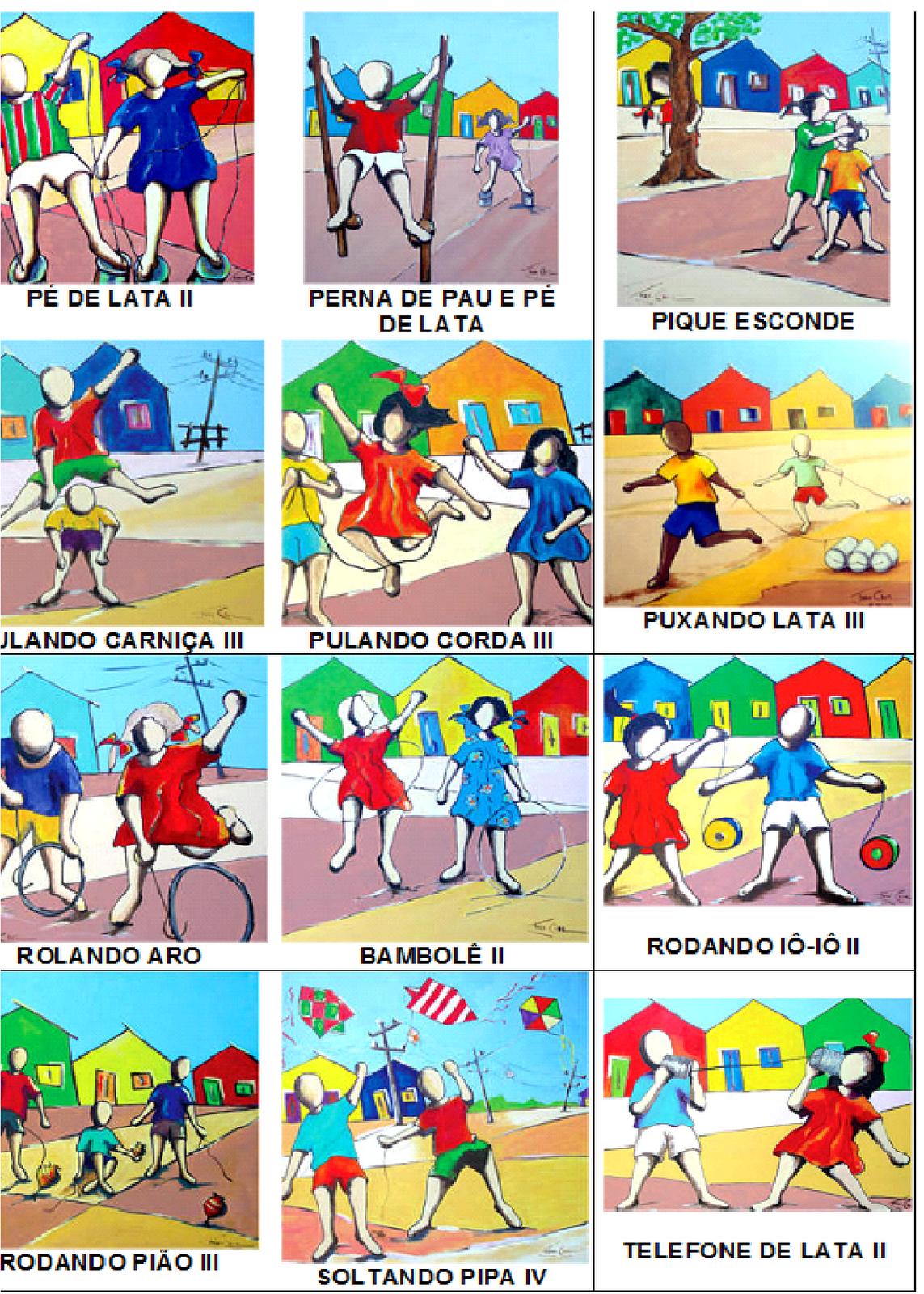 imagens de pinturas de ivan cruz para colorir