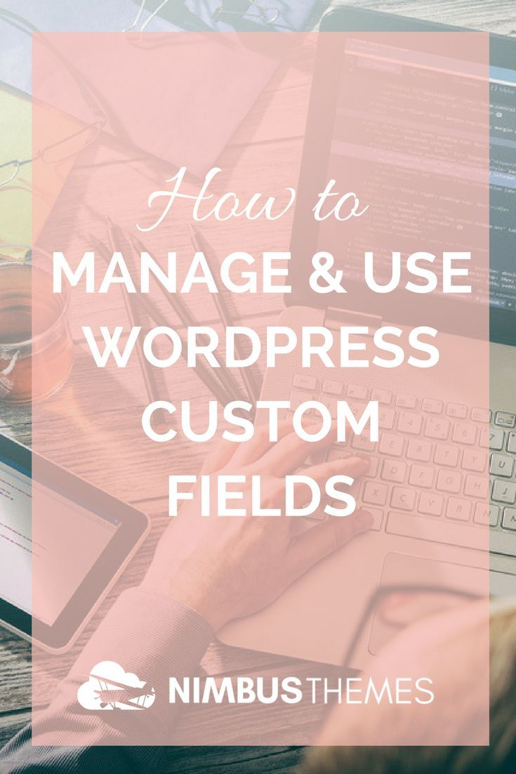 You know how every blog post you write displays the author's name, the date it was published, and its category on your feed and article page? What if you wanted to add more custom fields there? Well, you're in luck! WordPress custom fields let you do that.