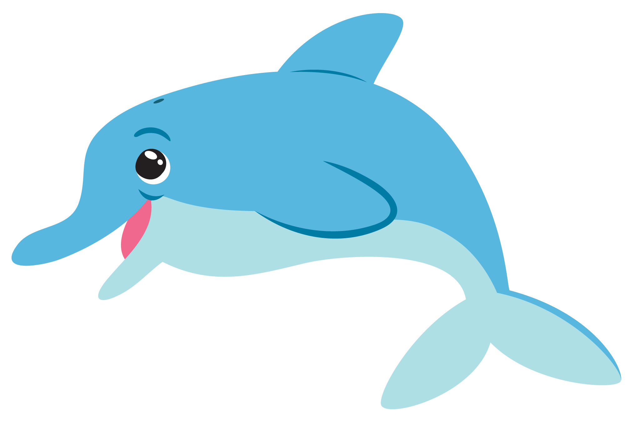 dolphin clip art free clipart panda free clipart images rh pinterest co uk  free dolphin clipart illustrations