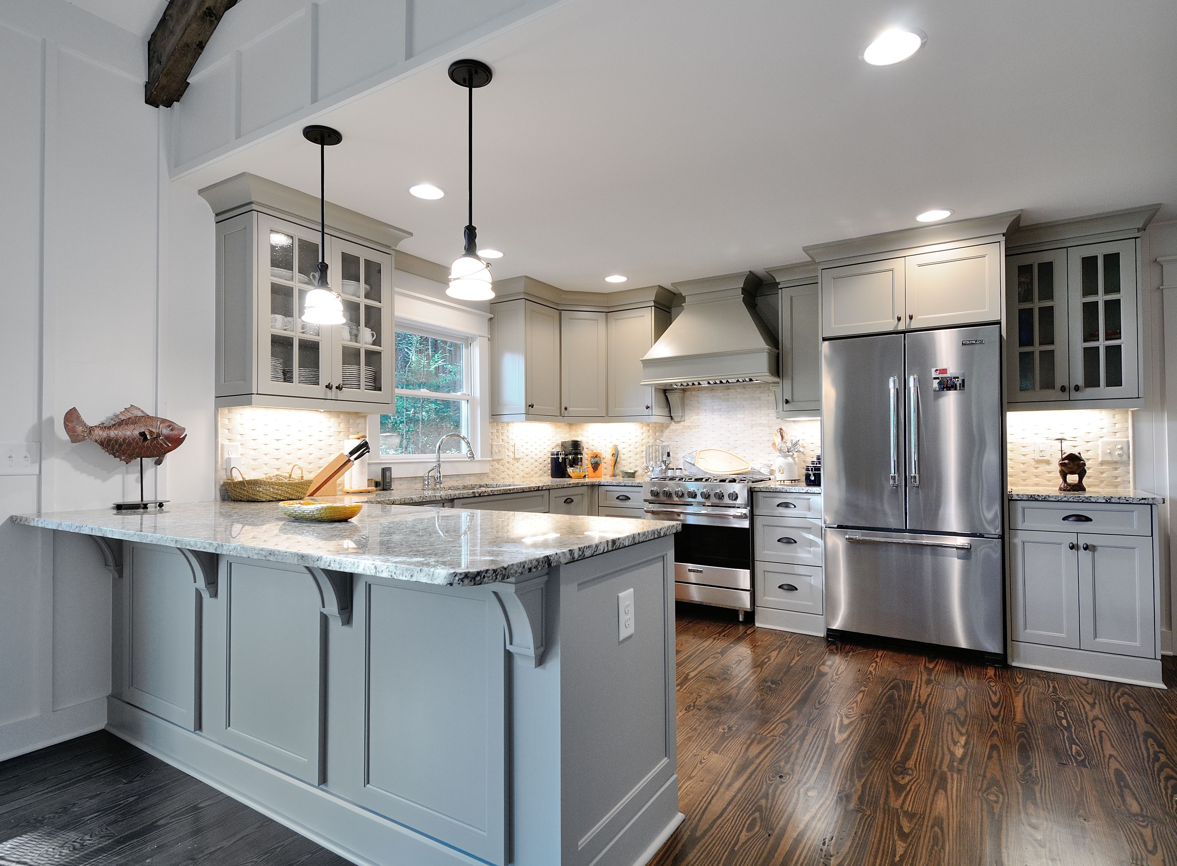 Country Kitchen Vero Beach Full Overlay Georgia Shaker Style Rp Cabinets Options