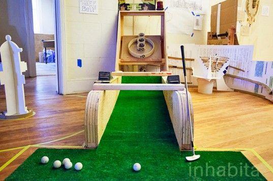Urban Putt To Launch Indoor Miniature Golf Course In San