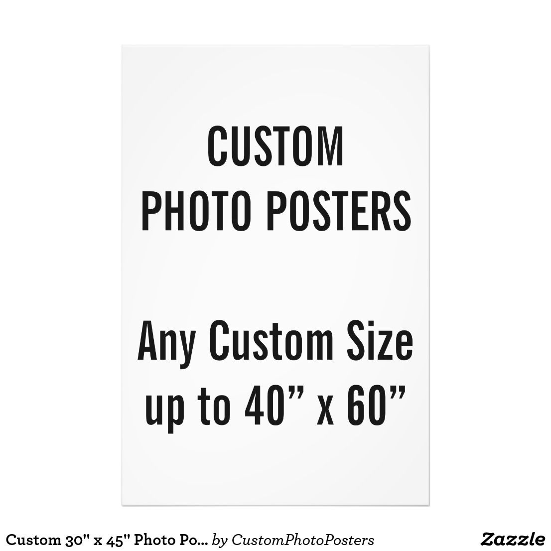 Poster design your own - Find This Pin And More On Custom Personalized Blank Template Make Create Design Your Own