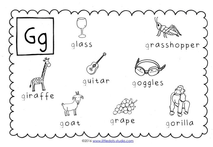 Download letter g activities and worksheets for preschool include download letter g activities and worksheets for preschool include letter poster tracing worksheets letter g sound activities alphabet maze and more ibookread PDF