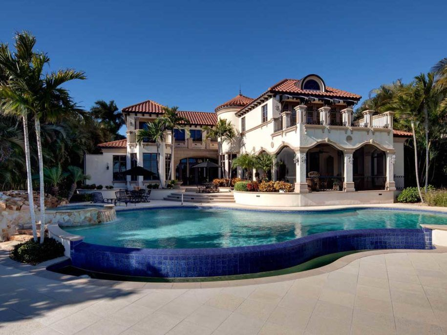 Amazing Spanish Style Homes Amusing Spanish Style Homes With Palm Tree Decor Mansions Mansions Luxury Dream House