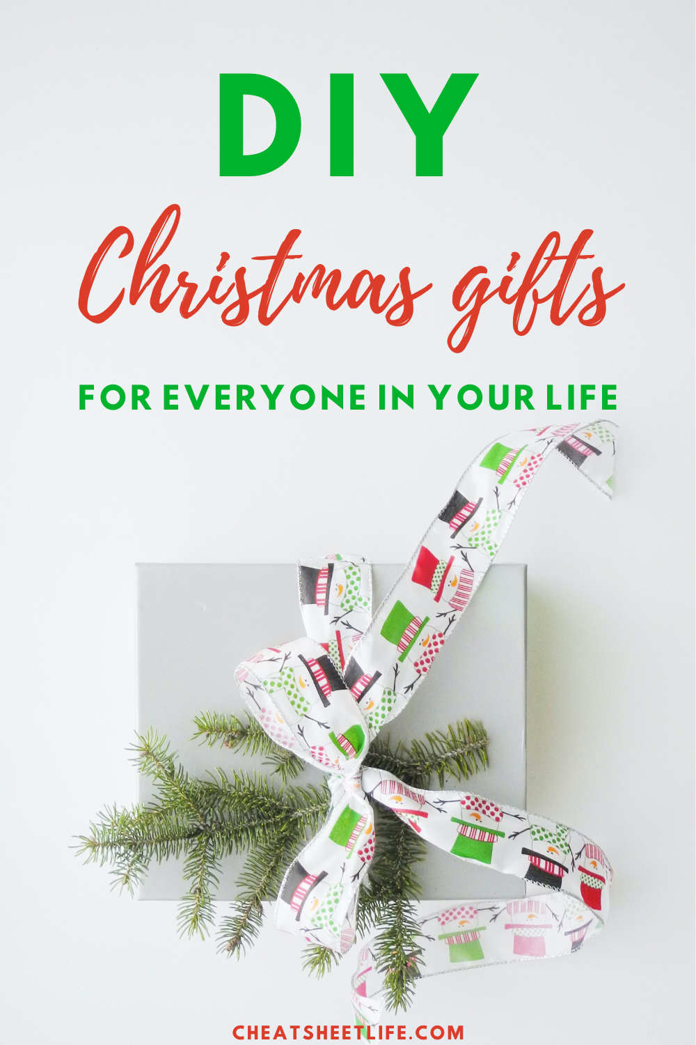 From elaborate to simple, this list has it all, and we are positive you will find the inspiration you've been looking for. #giftguide #wishlistideas #christmasgiftideas #christmas #christmasgifts #christmascrafts #diychristmasgifts #diychristmascrafts