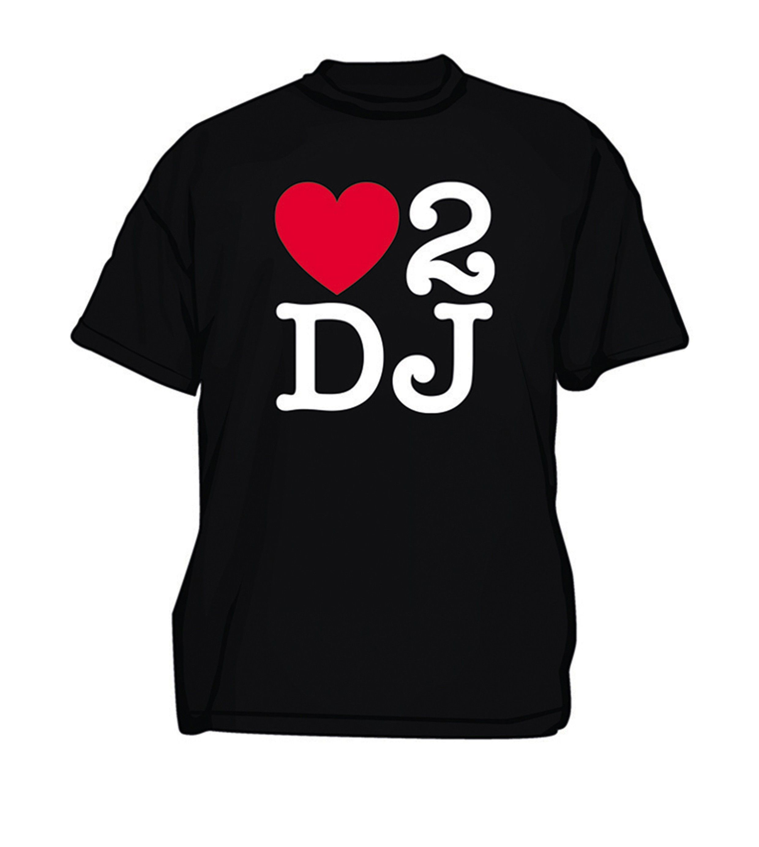 T shirt design jonesboro ar - Love To Dj Shirt T Shirts