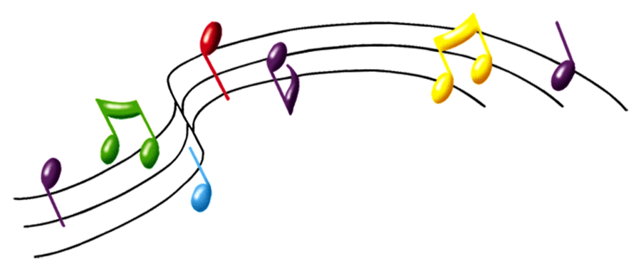 Music Notes Png By Doloresminette On Deviantart Music Notes Clip Art Musicals