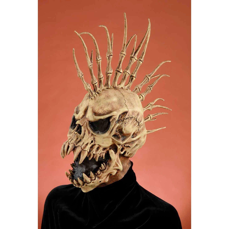 Sinister Fin Skull Mask | Sugarmoth | Pinterest | Skulls, Masks ...