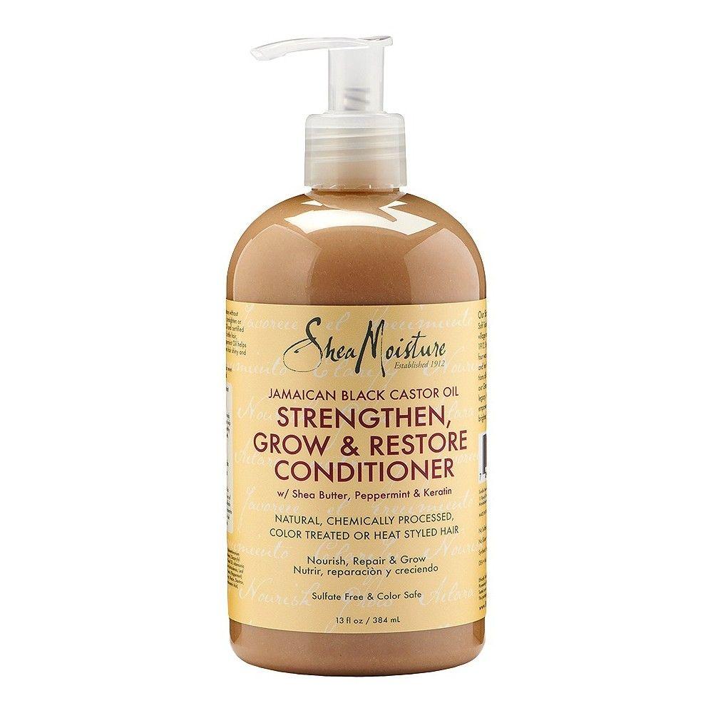Sheamoisture jamaican black castor oil strengthengrow u restore
