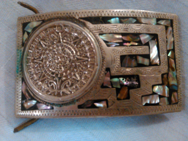 Vintage Western Belt buckle by Yaddys on Etsy