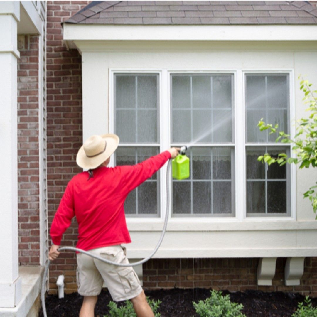 Clean the outside of your home like a pro with our