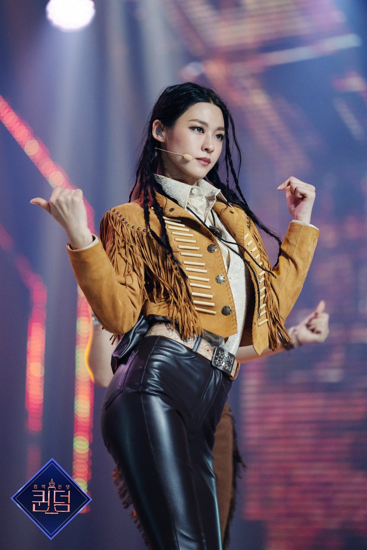 Seolhyun Kim Seol Hyun Aoa Performance Outfit