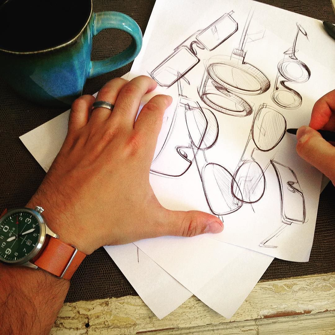 Morning doodles coffee join my online course design sketching join my online course design sketching blueprint industrial design essentials malvernweather Choice Image